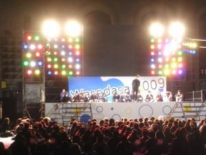 早稲田祭の反省会