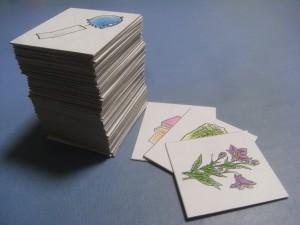 試験に出る「季節カード」