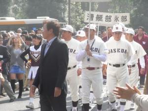 早稲田大学・野球部OBの方々