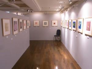 高村智恵子紙絵展(椿山荘)