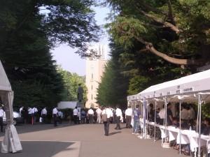 日本建築学会大会(早稲田大学)