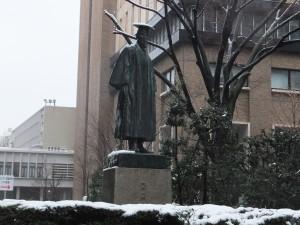 大隈重信(早稲田大学)